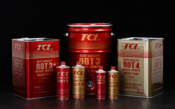 TCL BRAKE FLUID / TANIKAWAYUKA KOGYO CO ,LTD